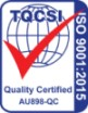 ISO 9001 2015 Certification Mark small